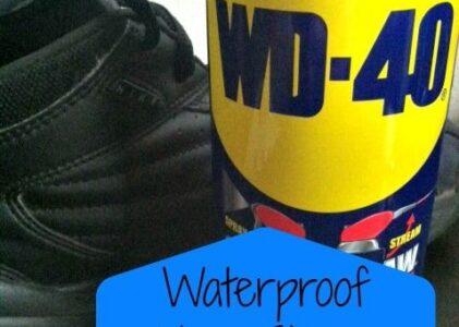 Boot Prep!