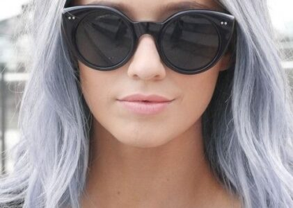 Going Gray… LITERALLY!
