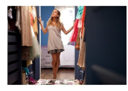 Spring CLOSET Cleaning!