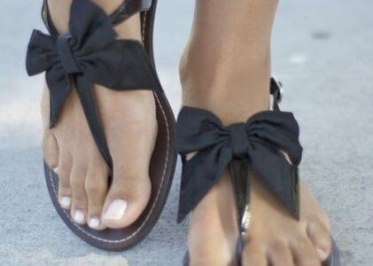 Summer Sandal Makeover