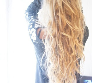 Beach Waves with a Flat Iron!
