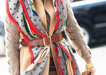 Belted Scarves!!!