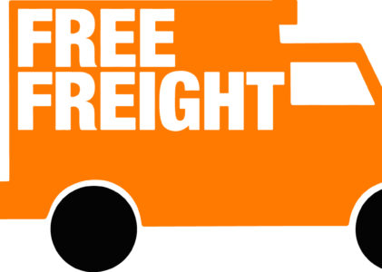 Free Freight Friday!