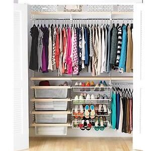 The Easiest Closet Makeover You'll Ever Have