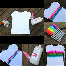 Summer Hippie Chic — Modern Tie-Dye!