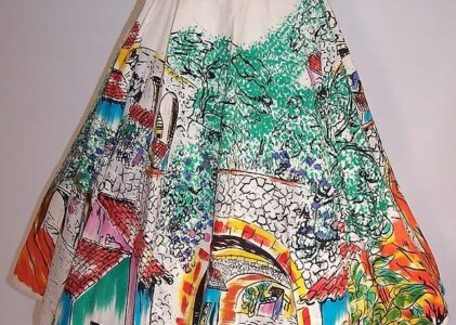 Hand-painted Clothing