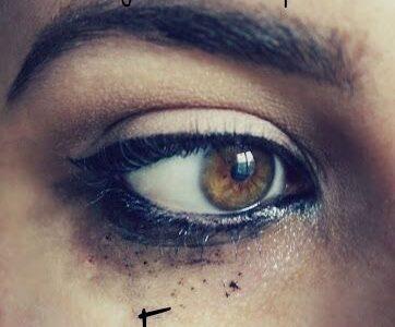 Sweat-proof Eye Makeup