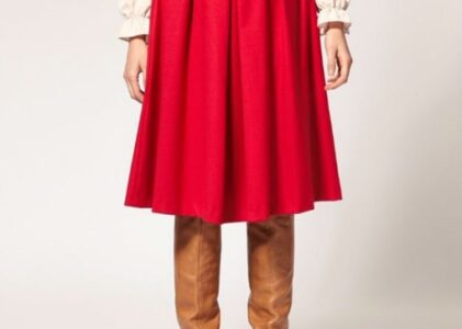 Winter Skirts & Boots